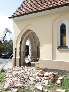 160404_Kapelle Baubeginn